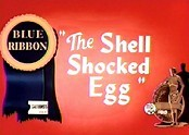 The Shell Shocked Egg Cartoon Character Picture