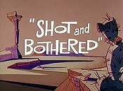 Shot And Bothered Cartoon Character Picture