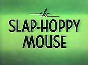 The Slap-Hoppy Mouse Cartoon Picture