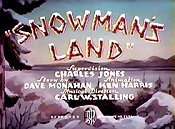 Snowman's Land Cartoon Picture