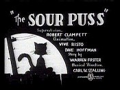The Sour Puss Pictures Cartoons