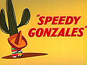 Speedy Gonzales Free Cartoon Pictures