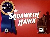 The Squawkin' Hawk Pictures To Cartoon