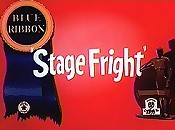 Stage Fright Cartoon Picture