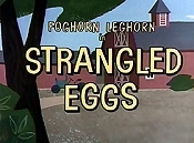 Strangled Eggs Free Cartoon Picture