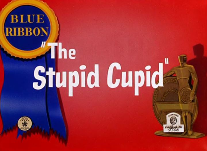 The Stupid Cupid Cartoon Picture