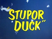 Stupor Duck Picture Into Cartoon