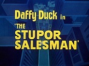 The Stupor Salesman Cartoon Picture