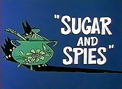 Sugar And Spies Picture Into Cartoon