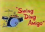 Swing Ding Amigo Cartoon Picture