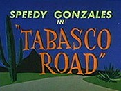 Tabasco Road Free Cartoon Picture