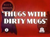 Thugs With Dirty Mugs Cartoon Picture