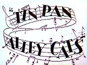 Tin Pan Alley Cats Free Cartoon Pictures