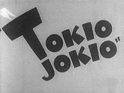 Tokio Jokio Cartoon Picture