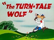 The Turn-Tale Wolf Picture Into Cartoon