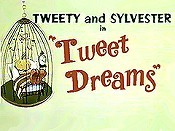 Tweet Dreams Cartoon Picture