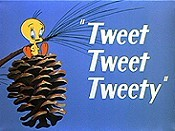 Tweet Tweet Tweety Cartoon Picture
