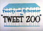 Tweet Zoo Cartoon Picture