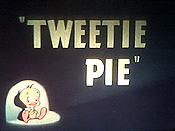 Tweetie Pie Cartoon Picture