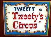Tweety's Circus Cartoon Picture