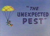The Unexpected Pest Cartoon Picture