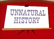 Unnatural History Pictures Of Cartoons