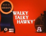 Walky Talky Hawky Cartoon Picture