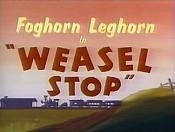 Weasel Stop Cartoon Picture