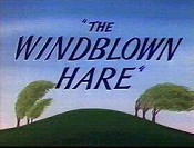 The Windblown Hare Free Cartoon Pictures