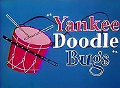 Yankee Doodle Bugs Cartoon Picture