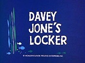 Davey Jone's Locker Cartoon Picture