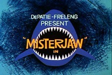 Misterjaw Episode Guide Logo