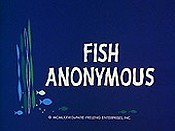 Fish Anonymous Picture Of Cartoon