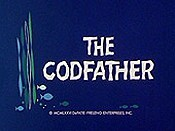 The Codfather Cartoon Character Picture