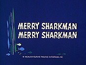 Merry Sharkman Merry Sharkman Cartoon Picture