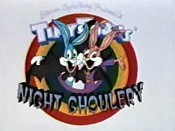 Tiny Toon Adventures: Night Ghoulery Cartoon Picture