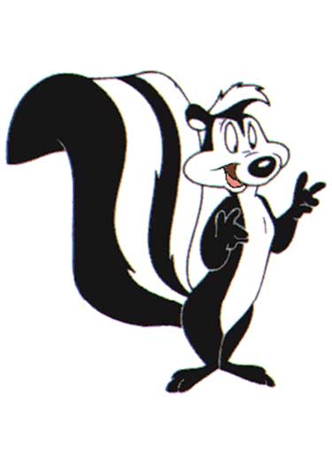 Pep� Le Pew Pictures To Cartoon