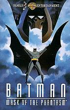 Batman: Mask Of The Phantasm Pictures To Cartoon