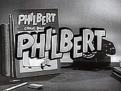 Philbert (Three's A Crowd) Cartoon Picture