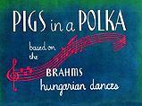 Pigs In A Polka Picture To Cartoon