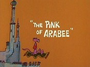 The Pink Of Arabee Picture Of Cartoon