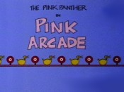 Pink Arcade Cartoon Pictures