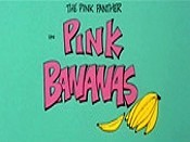 Pink Bananas Cartoons Picture