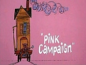Pink Campaign Picture Into Cartoon