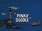 Pinky Doodle Picture Into Cartoon