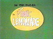 Pink Lemonade Free Cartoon Picture