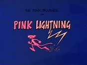 Pink Lightning Cartoons Picture
