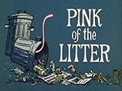 Pink Of The Litter Picture Into Cartoon