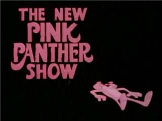 The New Pink Panther Show Episode Guide Logo
