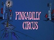 Pinkadilly Circus Picture Into Cartoon
